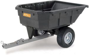 allfit poly swivel dump cart