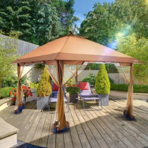 best gazebo for wind
