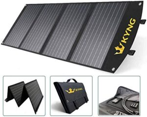 best portable solar panels review