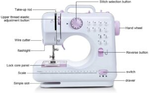 best small sewing machine