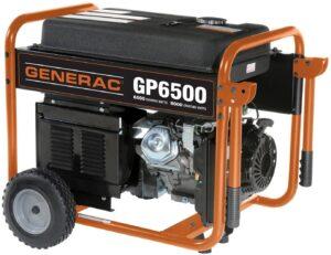 generac 6500 watt generator