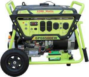green power generator price