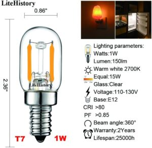 salt lamp led bulb