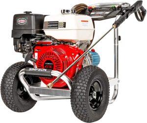simpson 4240 pressure washer