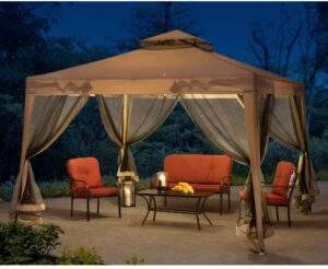 sunjoy industries gazebo