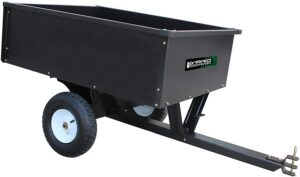 yard commander dump cart