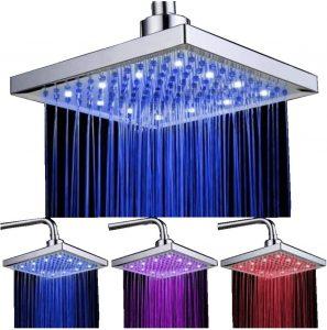 Best LED Rain Shower Heads