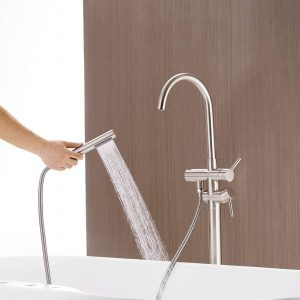 bathtub faucet types