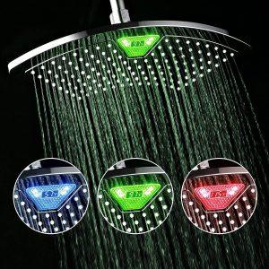 dream spa rain shower head