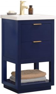 LUCA Kitchen and Bath LC24HBP Bathroom Vanity