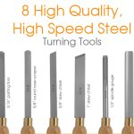 What Are The Different Wood Lathe Tools?