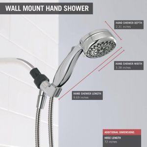 best Delta shower head