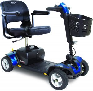 best electric mobility scooter