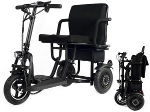 best folding mobility scooter