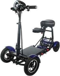 best lightweight mobility scooters