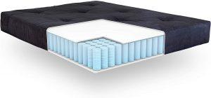 classic brands futon mattress