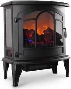 della electric fireplace