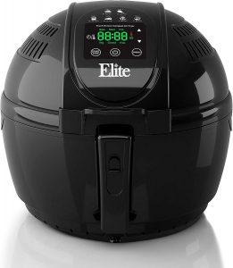 elite platinum eaf-1506d electric digital hot air fryer
