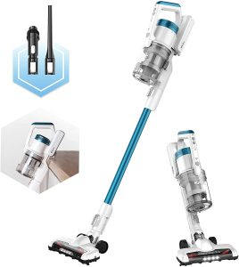 eureka cordless vacuum cleaner