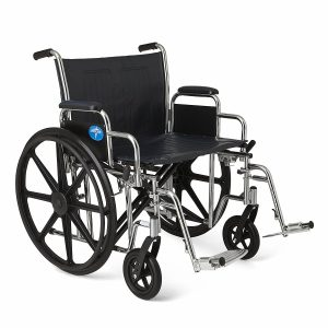 medline excel wheelchair
