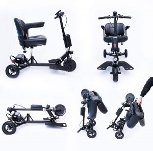 portable power scooter