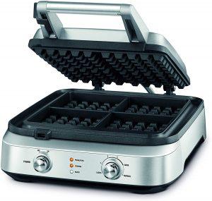 Breville BWM604BSS Smart Waffle Maker