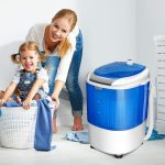 Top 10 Best Mini Portable Washing Machines (2021 Reviews)