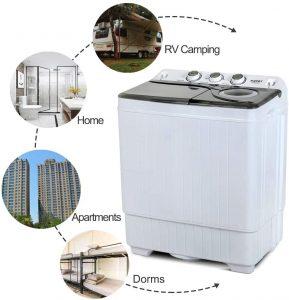 best mini portable washing machine