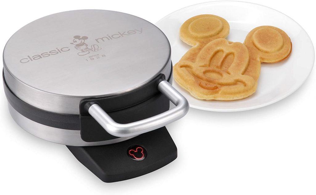 disney dcm-1 classic mickey waffle maker