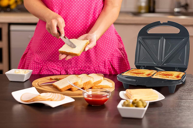 elite cuisine sandwich maker