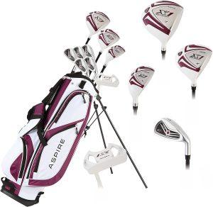 Aspire X1 Golf Clubs