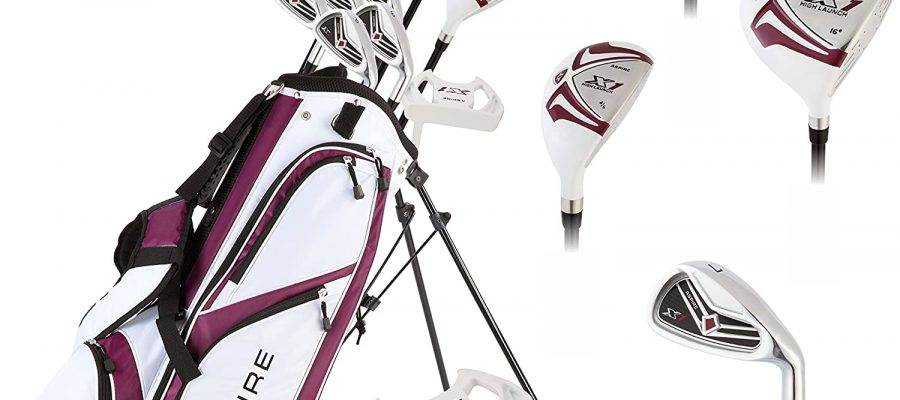 Aspire X1 Golf Clubs