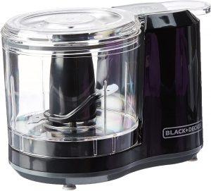 BLACK+DECKER 1.5 Cup Electric Food Chopper