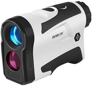 BOBLOV 650 Yards Golf Rangefinder