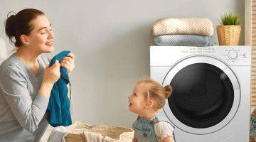 COSTWAY Electric Compact Laundry Dryer