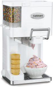 Cuisinart ICE-45P1 Mix Serve 1.5-Quart Soft Service Ice Cream