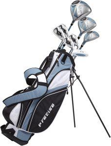 Ladies Petite Complete Golf Club Set