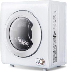 Sentern 2.65 Cu. Ft Compact Laundry Dryer