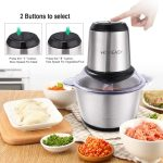 Top 10 Best Small Electric Food Choppers (2021 Reviews)