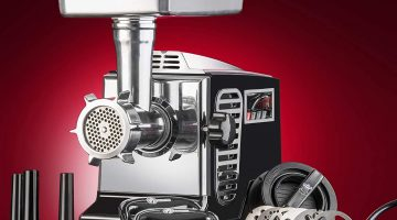 best stainless steel electric meat grinder