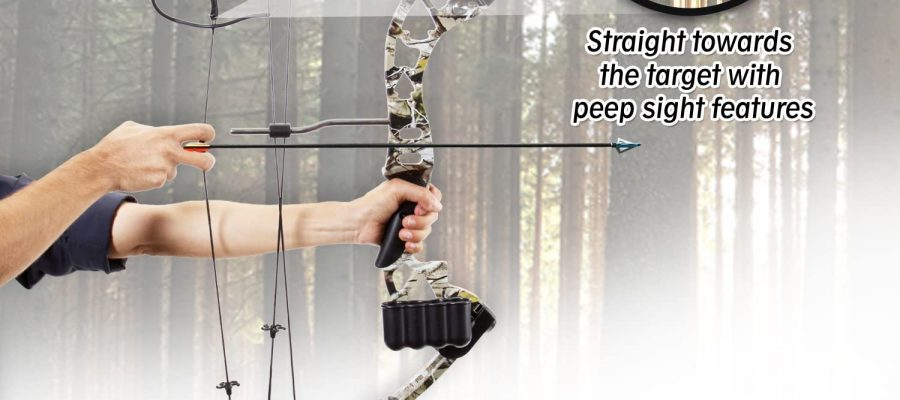 serenelife compound bow