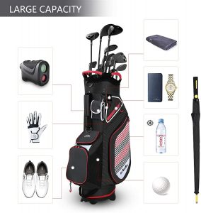 LONGCHAO Golf Stand Bag