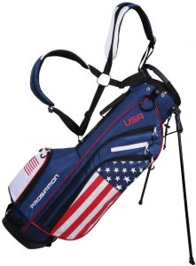 "PROSiMMON Golf DRK 7"" Lightweight Golf Stand Bag"