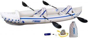 Sea Eagle 370 pro kayak