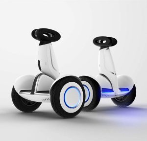 Segway Ninebot S-Plus Smart Self-Balancing Electric Scooter