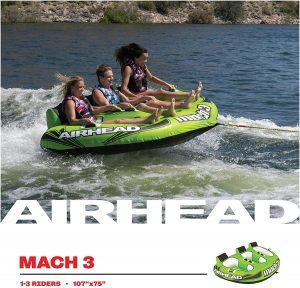 airhead mach 3 towable tube