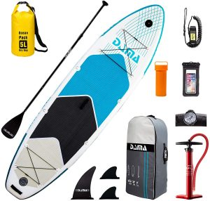 DAMA Inflatable Paddle Board