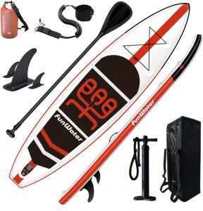 FunWater Inflatable Paddle Board