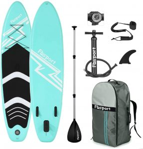 fbsport premium inflatable paddle  board